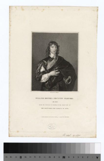 Portrait of VisCount Stafford