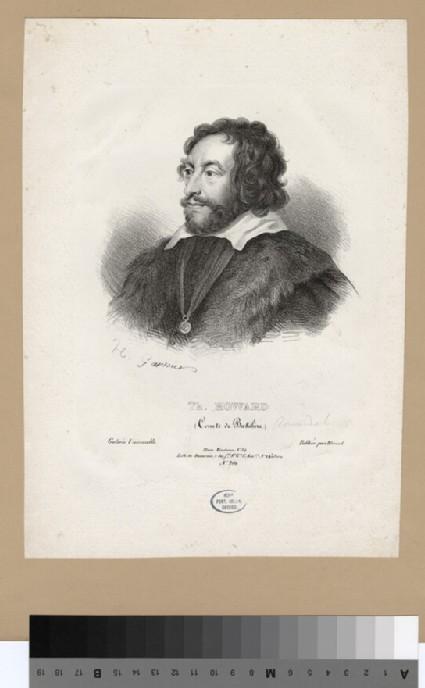 Portrait of Earl of Arundel