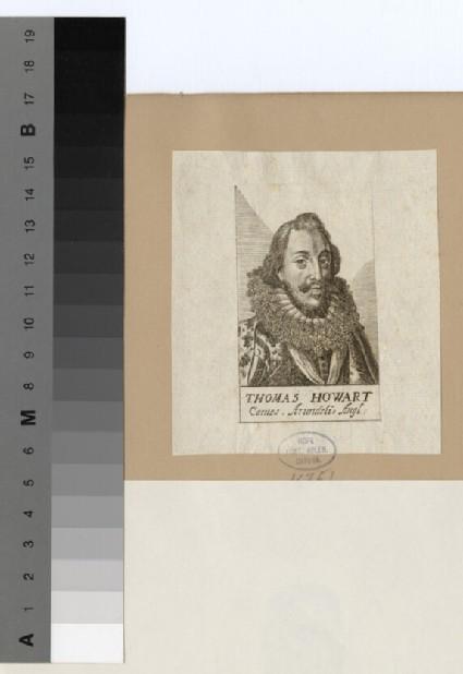 Portrait of Arundel