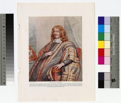 Portrait of Clarendon