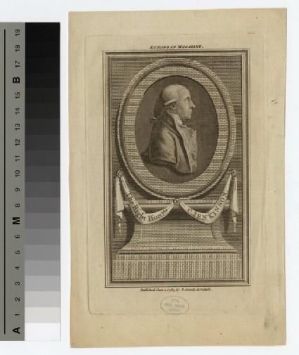 Portrait of C. Jenkinson