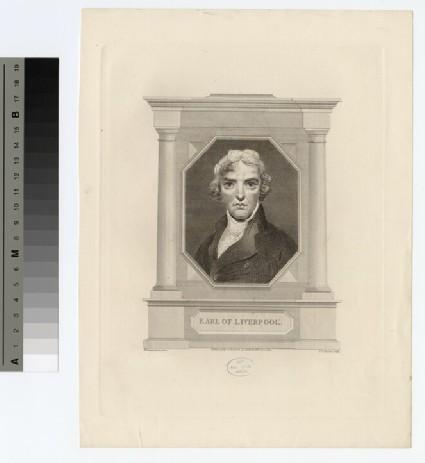 Portrait of Robert Jenkinson, 2nd Earl of Liverpool