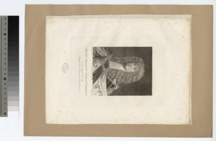 Portrait of Earl St Albans