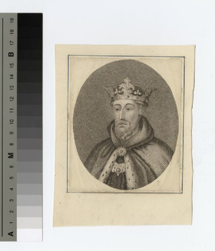 Portrait of John of Gaunt