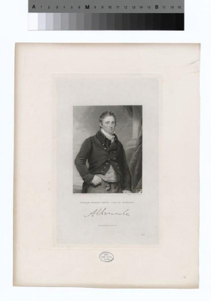 Portrait of Duke Albemarle