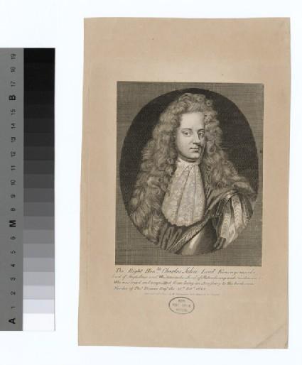Portrait of Lord Konigsmark