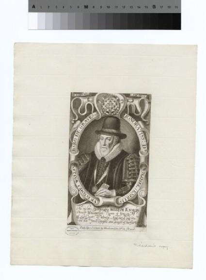 Portrait of VisCount Wallingford