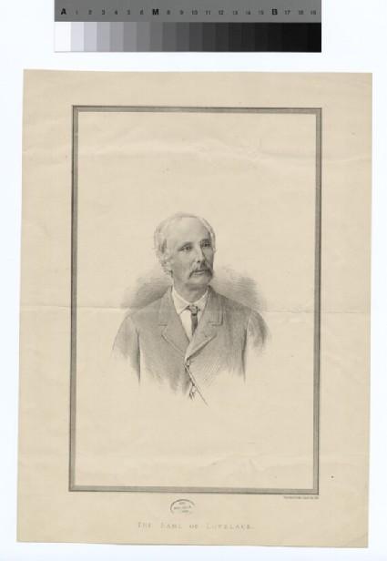 Portrait of Earl Lovelace