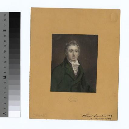 Portrait of Earl Lonsdale