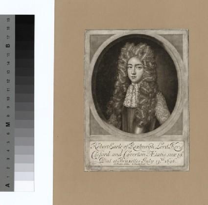 Portrait of Ker, Earl of Roxburgh