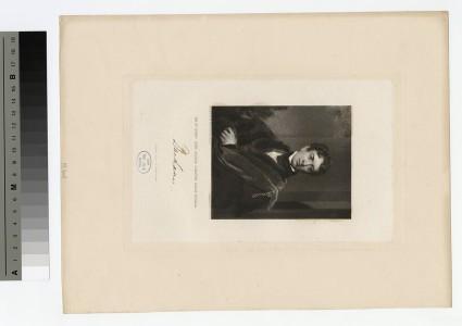 Portrait of John George Lambton, 1st Earl of Durham