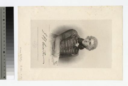 Portrait of de Tabley