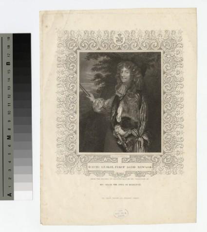 Portrait of 1st Lord Newark