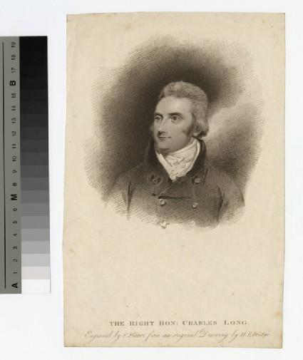 Portrait of C. Long