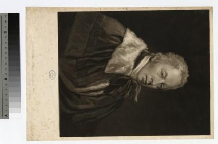 Portrait of 1st Earl Lonsdale