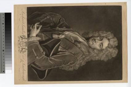 Portrait of Earl Scarborough