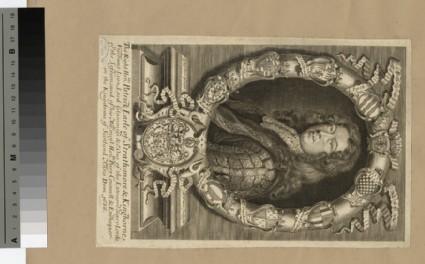 Portrait of earl of Strathmore