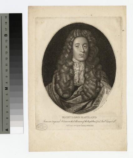 Portrait of Lord Maitland