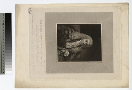 Portrait of Lord Manners