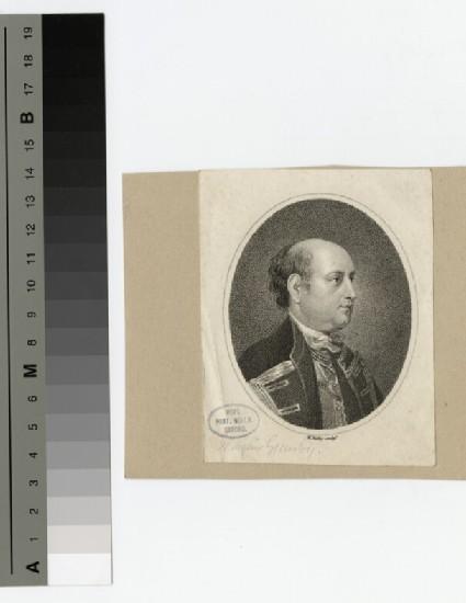 Portrait of Granby