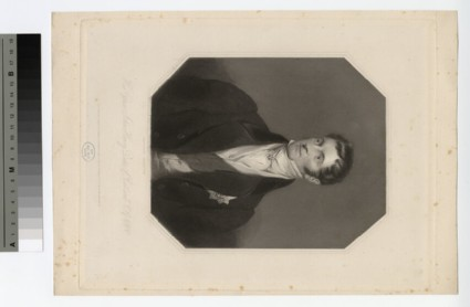 Portrait of John Henry Manners, 5th Duke of Rutland