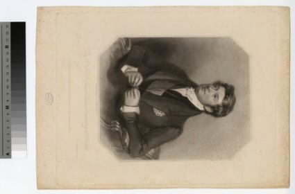 Portrait of VisCount Canterbury