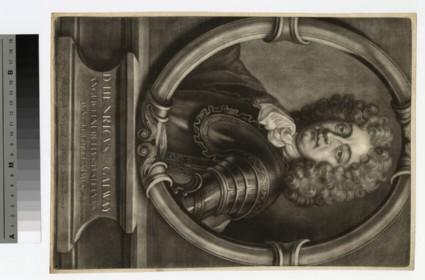 Portrait of Earl Galway