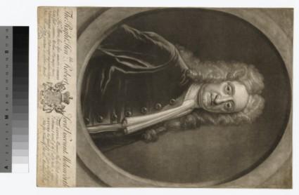 Portrait of VisCount Molesworth