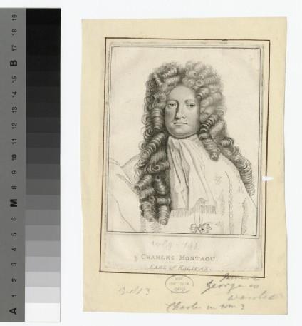 Portrait of Charles Montagu, 1st Earl of Halifax