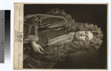 Portrait of Charles Montagu, 1st Duke of Manchester