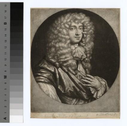 Portrait of Edward Montagu, 2nd Earl of Sandwich