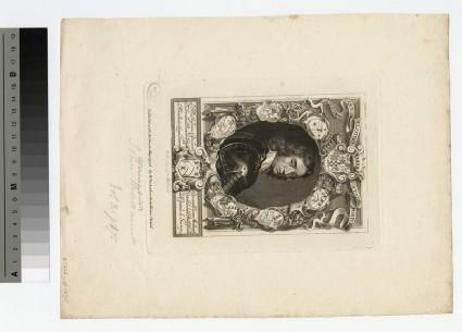 Portrait of VisCount Mordaunt