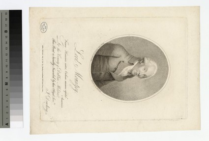 Portrait of Lord Mountjoy