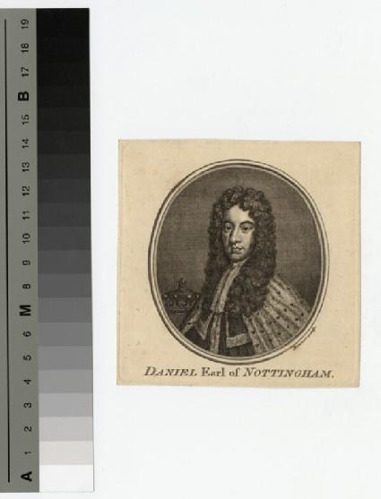 Portrait of Earl of Nottingham