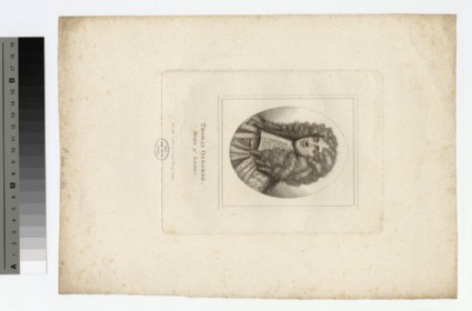 Portrait of Thomas Osborne, 1st Duke of Leeds