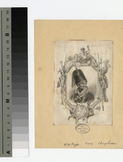 Portrait of Marquess Anglesea