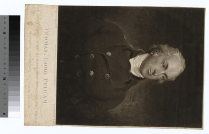 Portrait of Lord Pelham