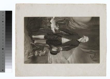 Portrait of baron Penrhyn