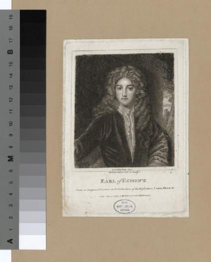 Portrait of Earl Egmont