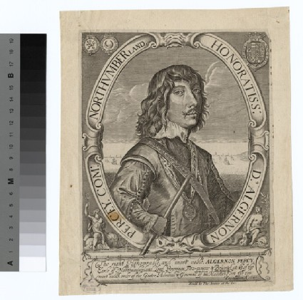 Honoratiss. D'Algernon Percey.Com:Northumberland