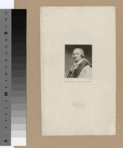 Portrait of Robert Petre, 9th Baron Petre