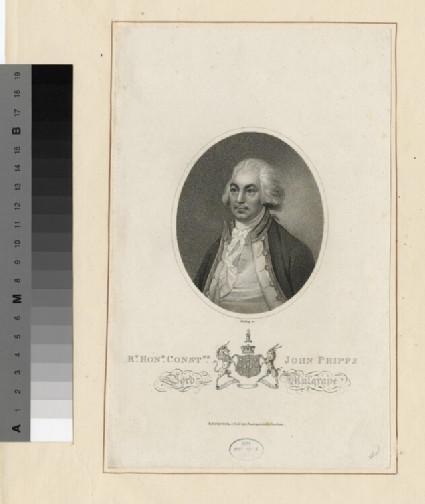 Portrait of 1st Lord Mulgrave