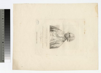 Portrait of Constantine Phipps, 1st Baron Mulgrave