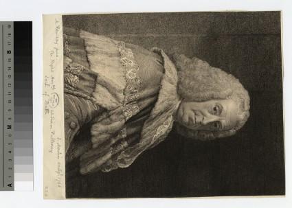 Portrait of Earl of Bath