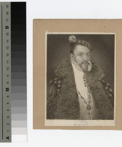 Portrait of Earl Sussex