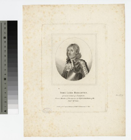 Portrait of 1st Earl Radnor