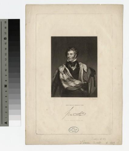 Portrait of Weddell