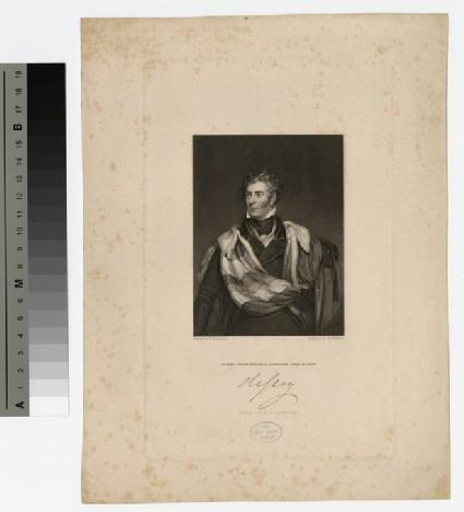 Portrait of de Grey