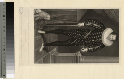 Portrait of Russell of Thornhaugh, Lord