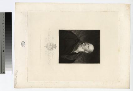 Portrait of John Russell, 6th Duke of Bedford